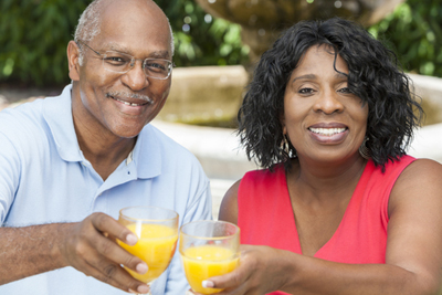 Nutrition tips for senior health